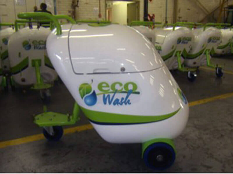 Global Manufacturing Solutions Eco Wash