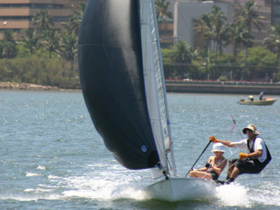 Global Manufacturing Solutions Rebel Dinghy