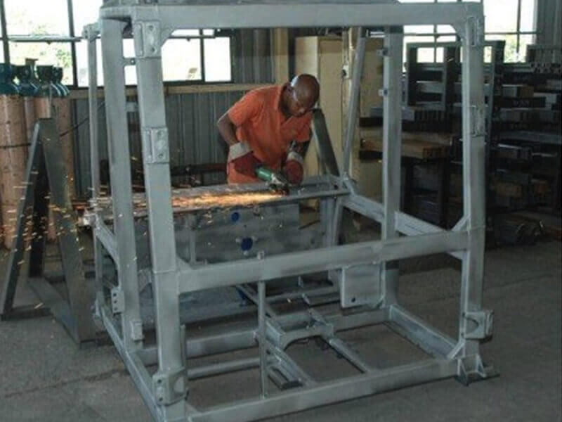 Global Manufacturing Solutions Steel Fabrication