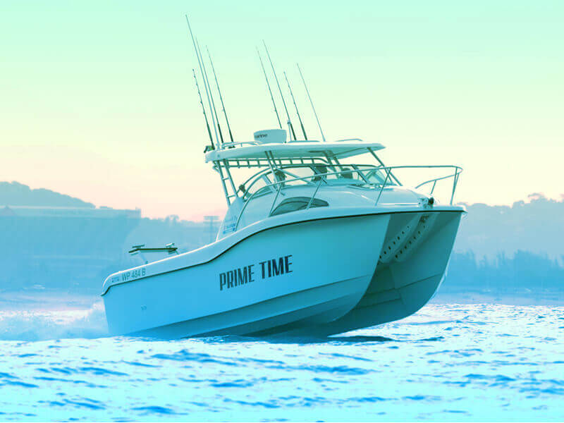 Global Manufacturing Solutions Twister 730 Sport Fishing Boat